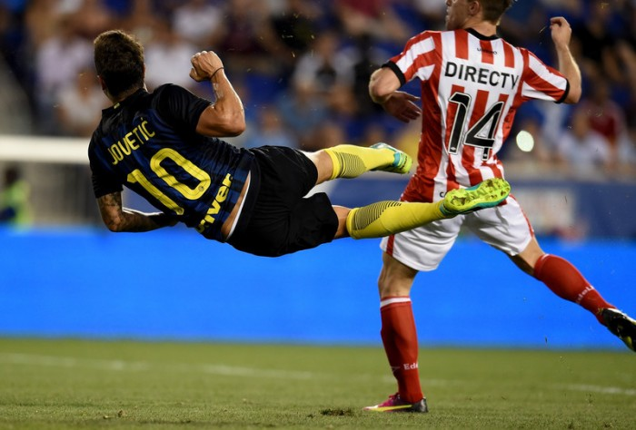 Inter, pari con l'Estudiantes. Brilla ancora Jovetic