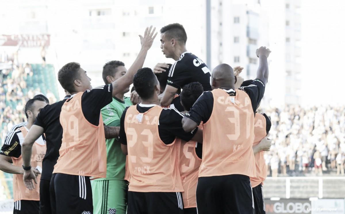 Figueirense faz o mínimo, vence Inter de Lages e segue na busca pela liderança no Catarinense