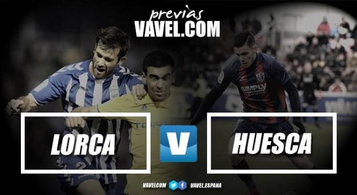 Previa Lorca - Huesca: nadie se fía