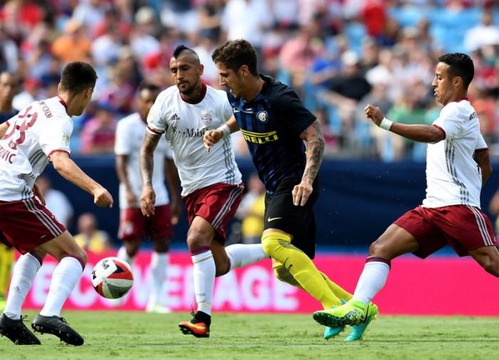 Inter, K.O pesante. Il Bayern si impone 4-1