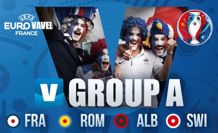 Raio X ao grupo A: resoluções tardias e estrelas emergentes marcaram o grupo do organizador do Euro