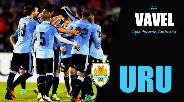 Guía VAVEL Copa América 2016: Uruguay