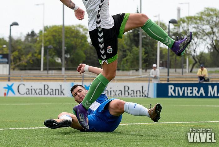 Aarón Martín renueva con el Espanyol B y se queda a un paso del primer equipo