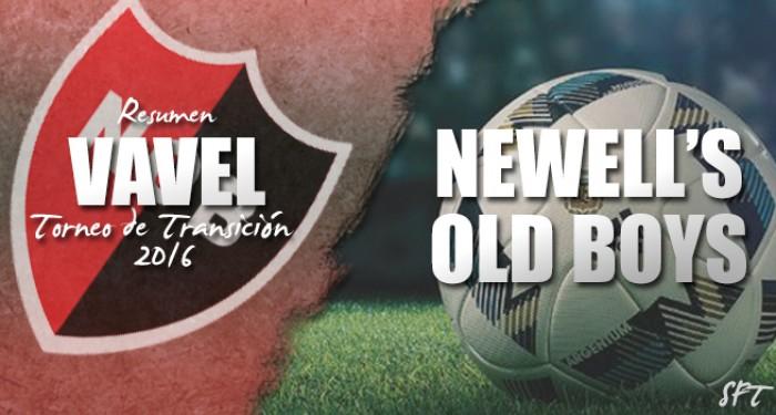 Resumen VAVEL Torneo de Transición 2016: Newell's