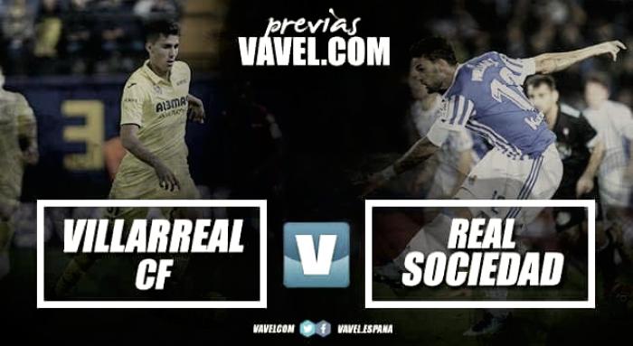 Previa Villarreal-Real Sociedad: a por la tercera consecutiva