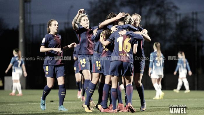 El Barça se corona líder de invierno