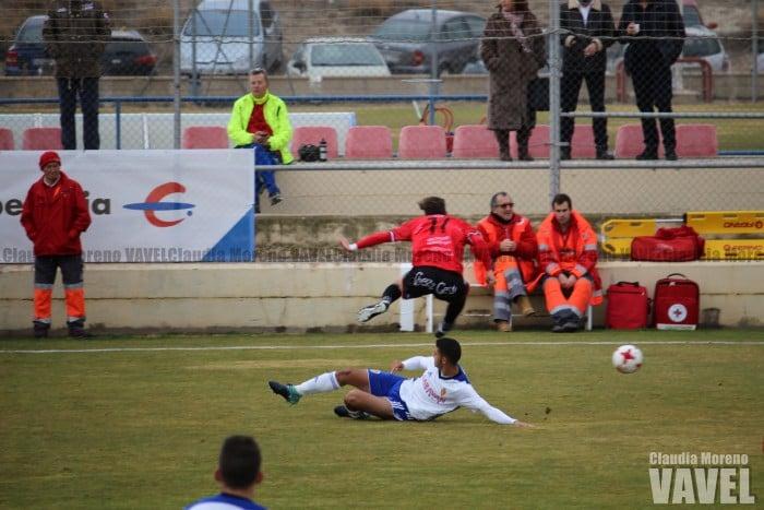 Destacados de la jornada 19 en el grupo III de la Segunda División B
