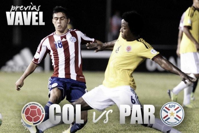 Colombia - Paraguay: Duelo suramericano en el Grupo A