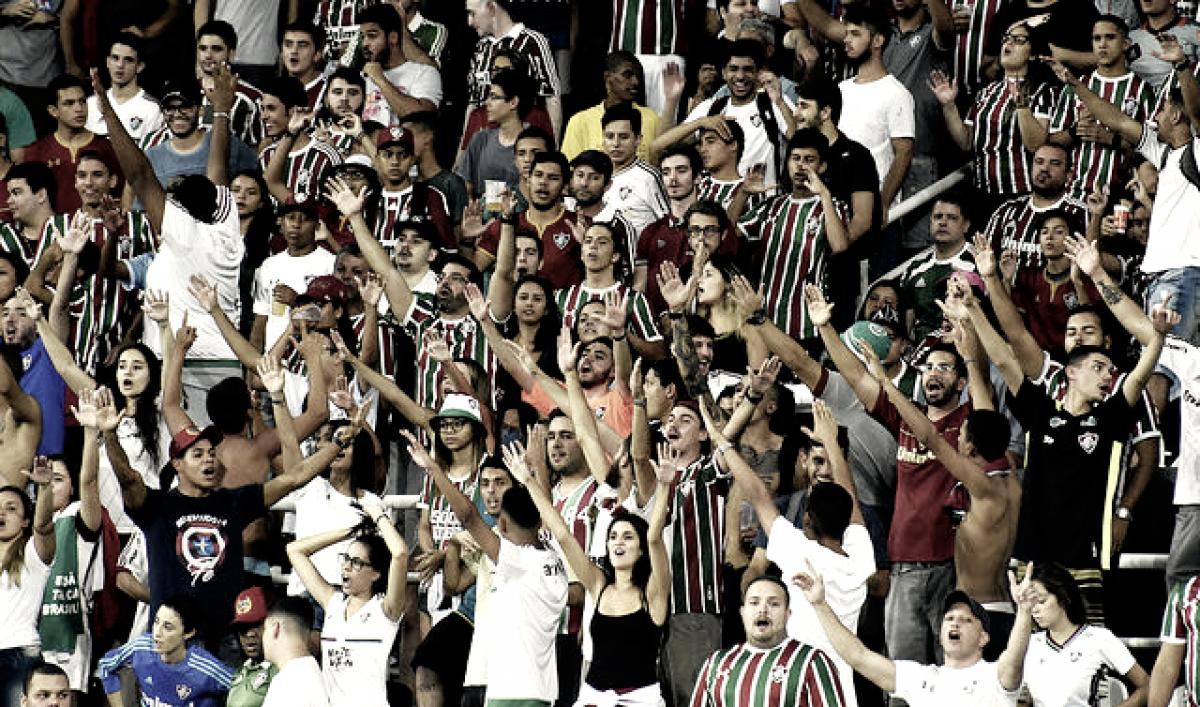 Fluminense inicia venda física de ingressos para os próximos jogos do Campeonato Brasileiro