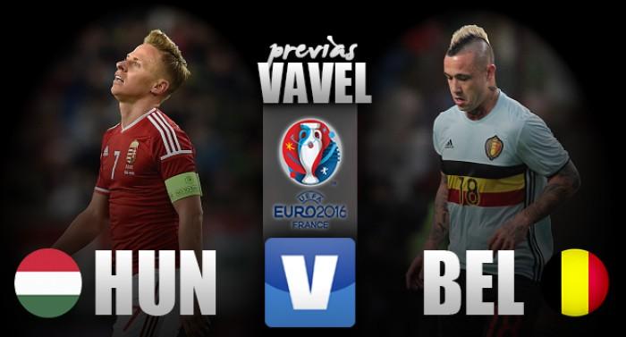 Para avançar às quartas da Eurocopa, Bélgica enfrenta Hungria em Toulouse