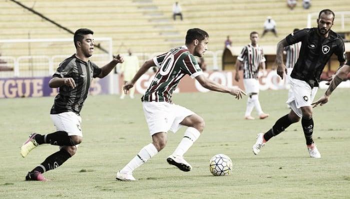 Botafogo e Fluminense se enfrentam no Luso Brasileiro almejando subir na tabela