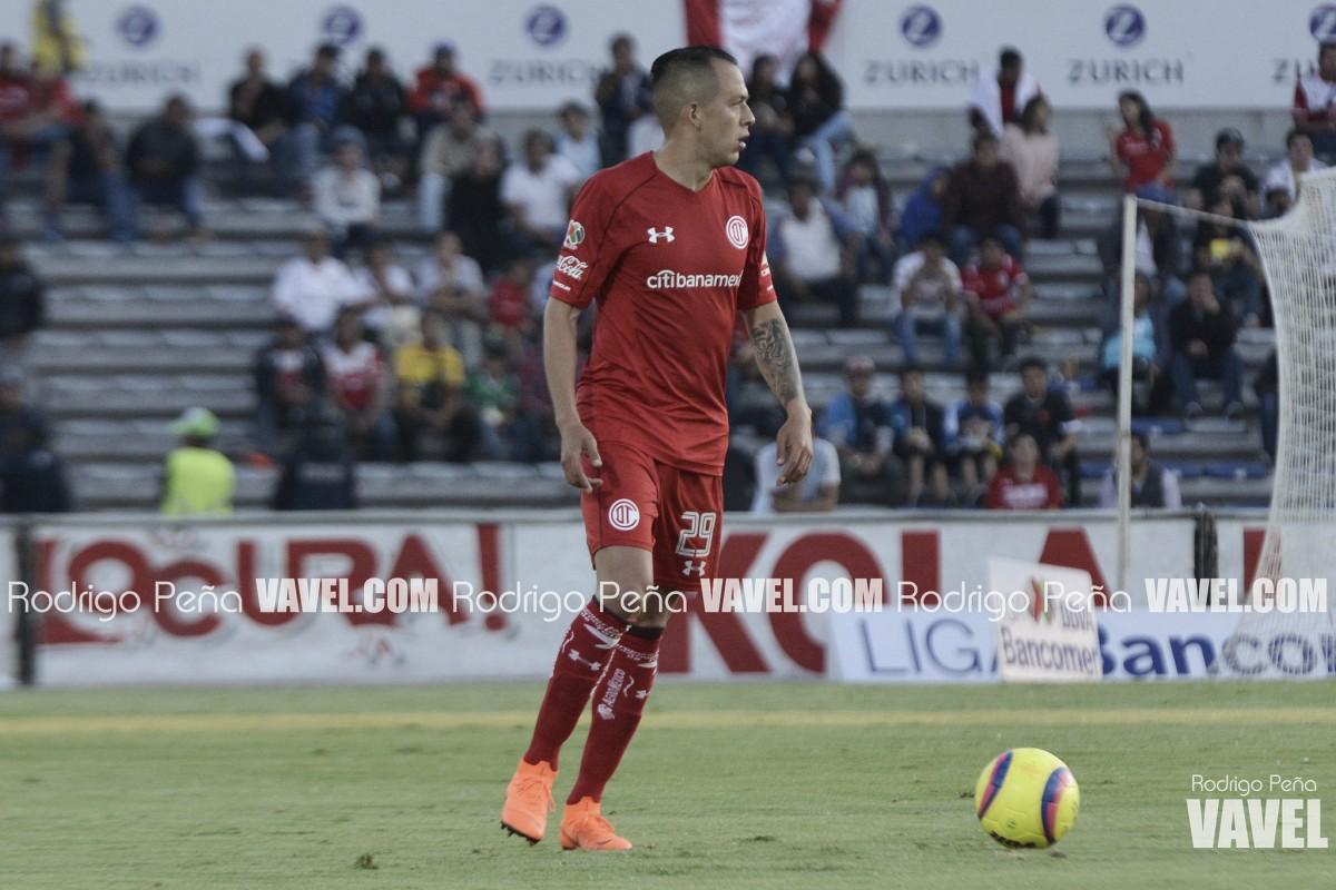 Rodrigo Salinas pide una oportunidad en el 'Tri'
