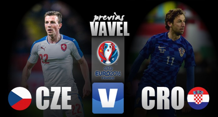 Previa República Checa - Croacia: la fase final busca candidato