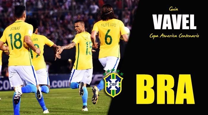 Guía VAVEL Copa América 2016: Brasil