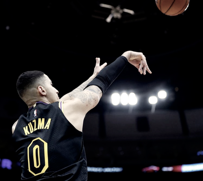 Lakers se aprovechó de Bulls