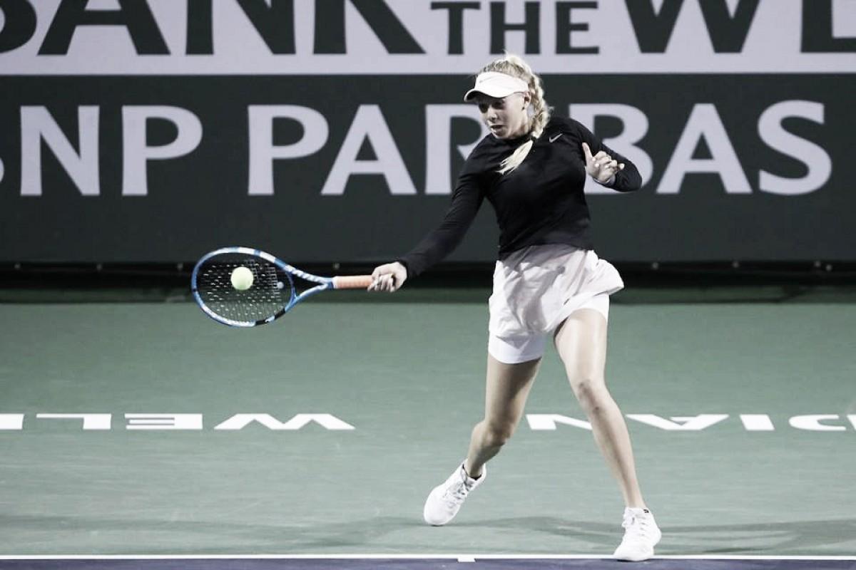 Promessas brilham e eliminam Konta, Kuznetsova, Pavlyuchenkova, entre outras em Indian Wells