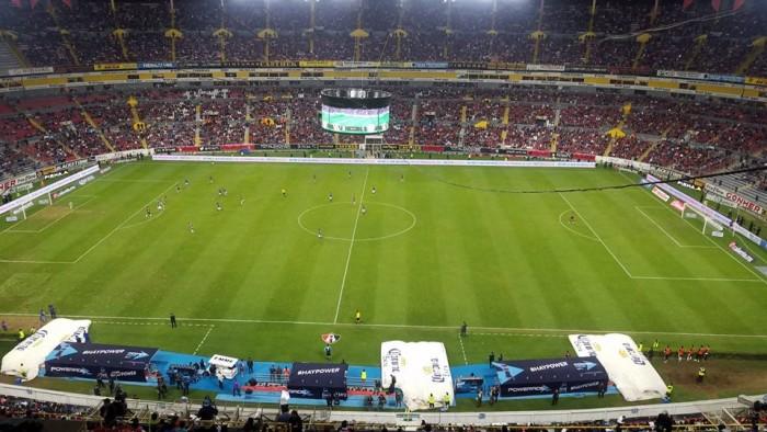 El Color de la afición: Atlas vs Cruz Azul J5 Clausura 2018