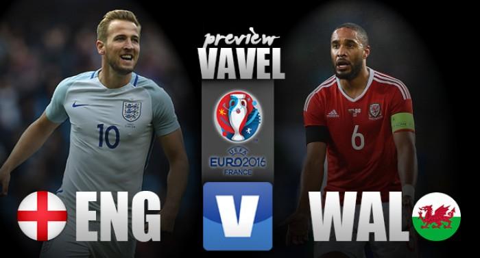 Inglaterra e País de Gales se enfrentam em jogo que pode embolar Grupo B