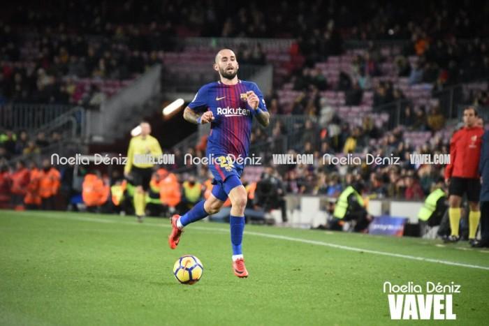 Anuario VAVEL FC Barcelona 2017: Aleix Vidal, el renacido