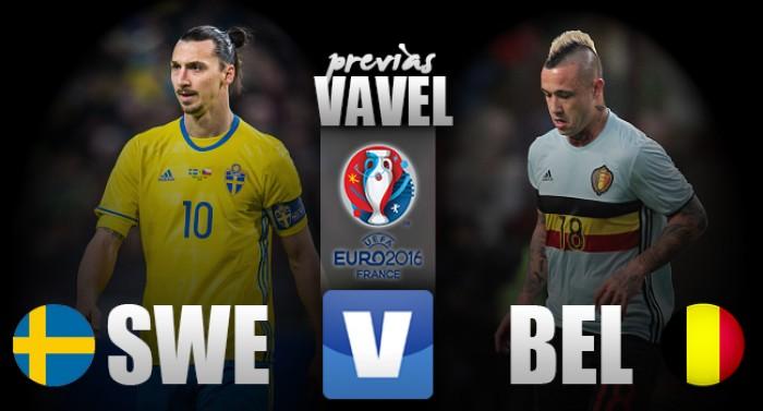 Em possível despedida de Ibra, Suécia encara Bélgica precisando vencer para se classificar na Euro