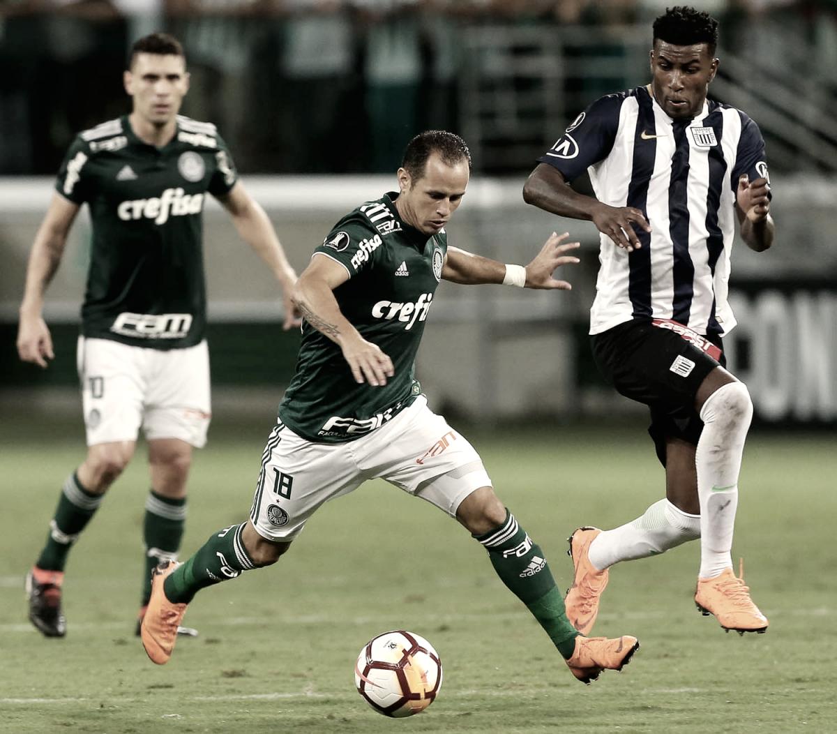 Resultado Alianza Lima x Palmeiras pela Copa Libertadores 2018 (1-3)