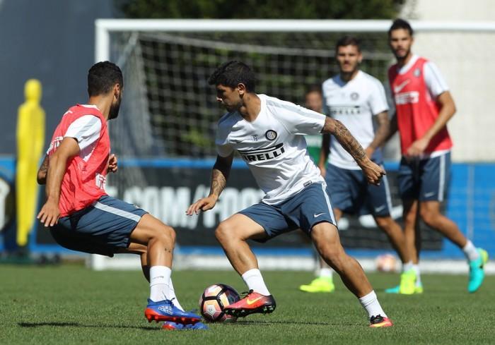 Prove di Inter
