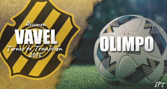 Resumen VAVEL Torneo de Transición 2016: Olimpo