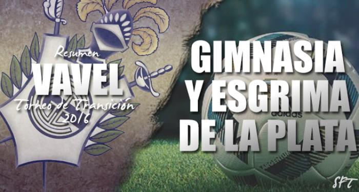 Resumen VAVEL Torneo de Transición 2016: Gimnasia y Esgrima La Plata