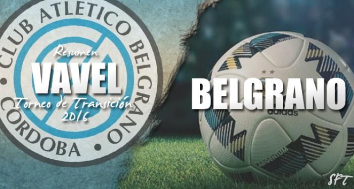 Resumen VAVEL Torneo de Transición 2016: Belgrano