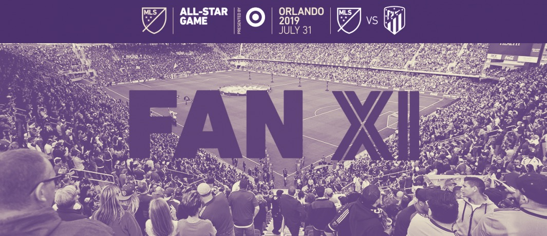 XI Titular MLS All-Star 2019