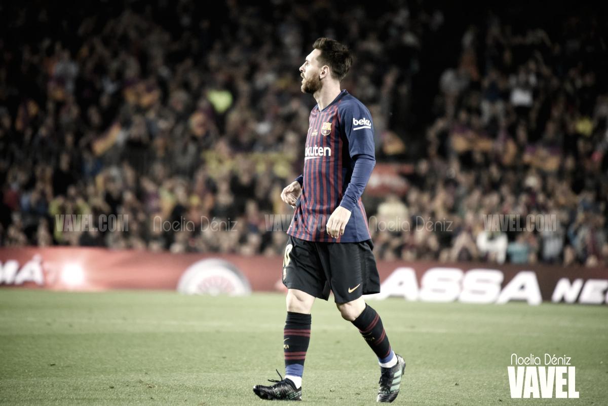 """Leo Messi: """"Se ha perdido un poco la apuesta por la cantera"""""""