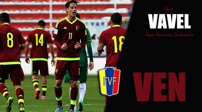 Guía VAVEL Copa América 2016: Venezuela