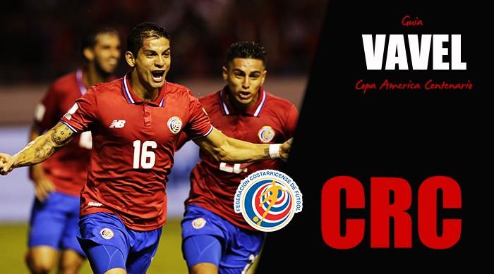 Guía VAVEL Copa América 2016: Costa Rica