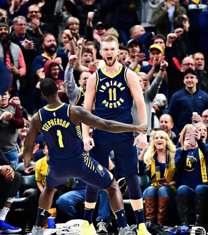 Los Pacers derrotan a Magic
