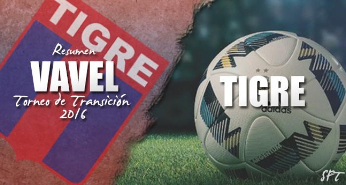 Resumen VAVEL Tigre 2016: del abismo a la regularidad