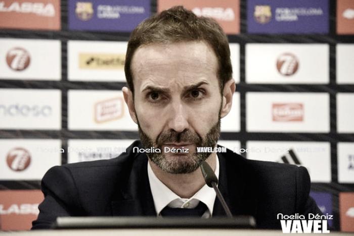 """Sito Alonso: """"Tenemos que olvidar la derrota y corregir"""""""