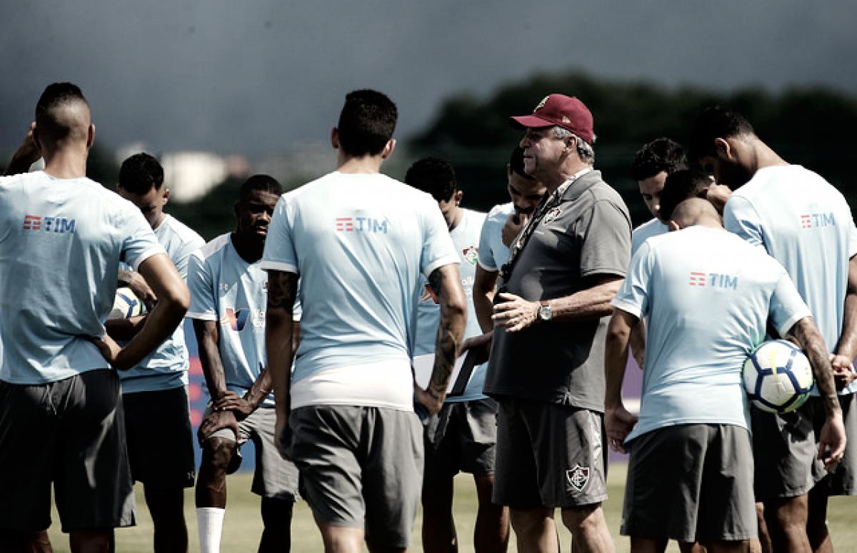 Com novidades na numeração, Fluminense divulga lista de inscritos na Copa Sul-Americana