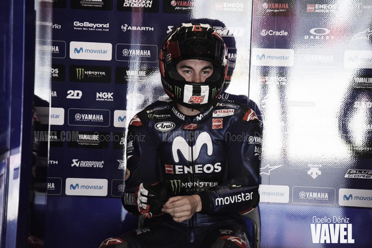 Ecuador Mundial MotoGP: Maverick Viñales, cabeza más alta que nunca