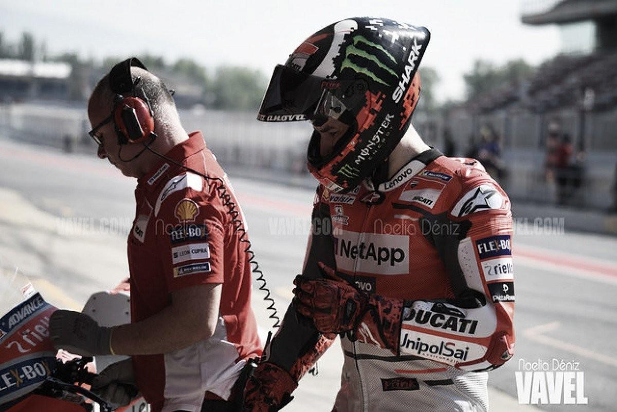 """MotoGP - Lorenzo: """"Sono migliorato nella gestione delle gomme"""""""