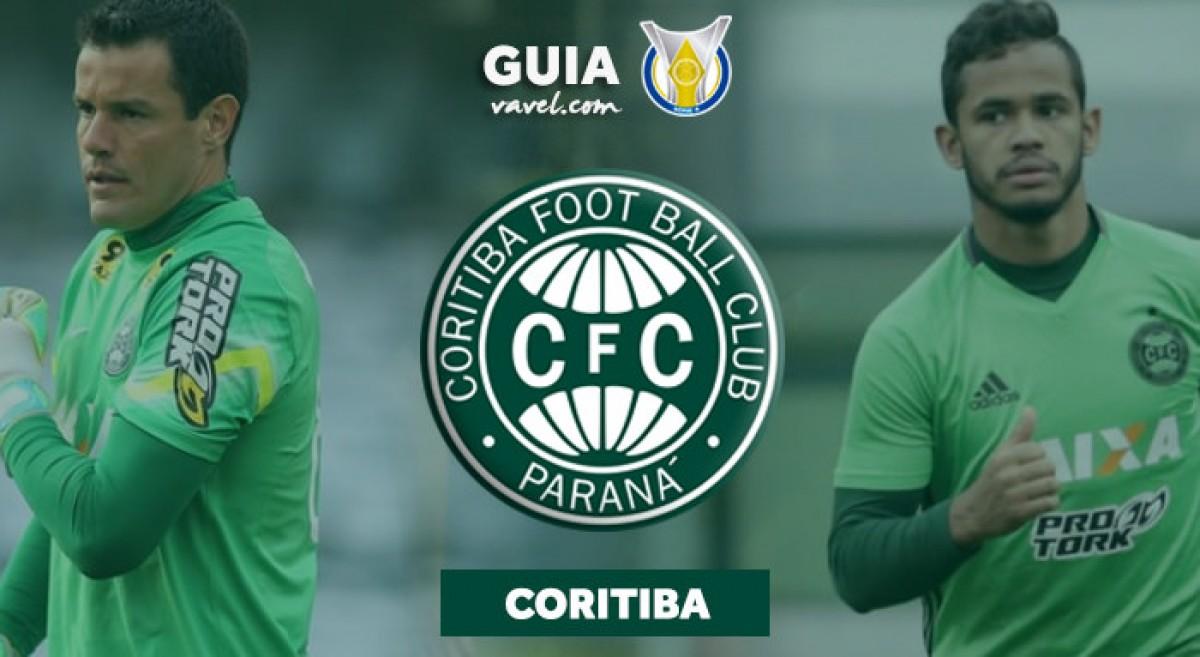Guia VAVEL do Brasileirão Série B 2018: Coritiba