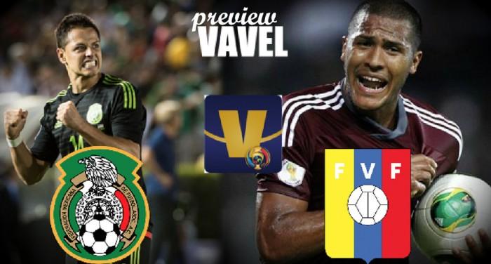 Copa America Centenario: El Tri and El Vinotinto Battle to top Group C