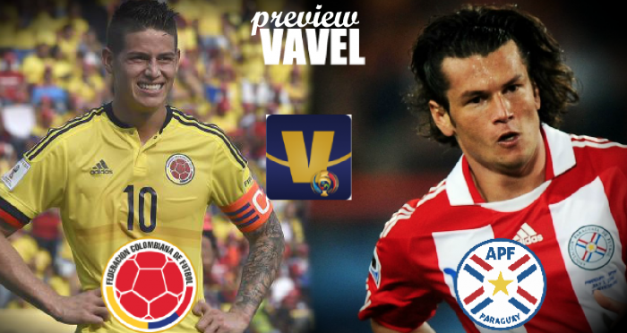 Copa America Centenario: Colombia, Paraguay gear up for a decisive match