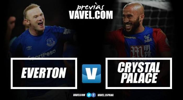 Previa Everton - Crystal Palace: duelo de necesitados