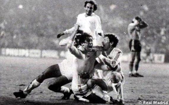 Remontadas históricas: Real Madrid - Derby County 1975/76, Santillana certificó la primera gran gesta