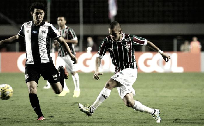 Na estreia no Brasileirão Fluminense recebe Santos no Maracanã buscando recuperação