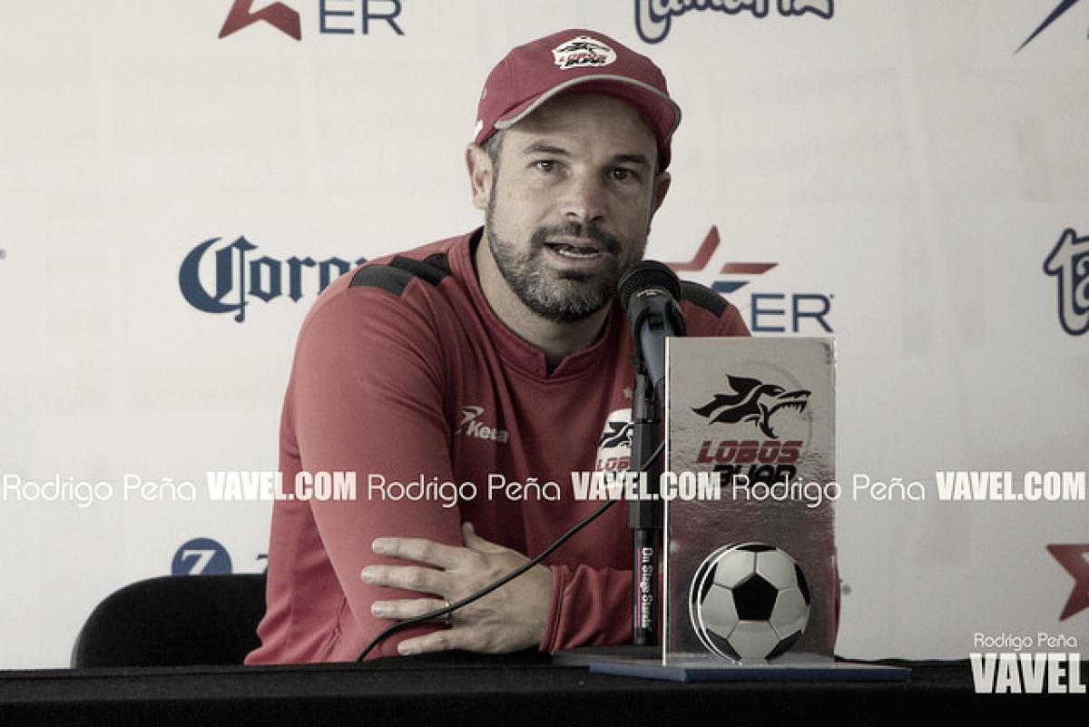 """Rafael Puente: """"Nos enfocamos en mantener el nivel de juego"""""""