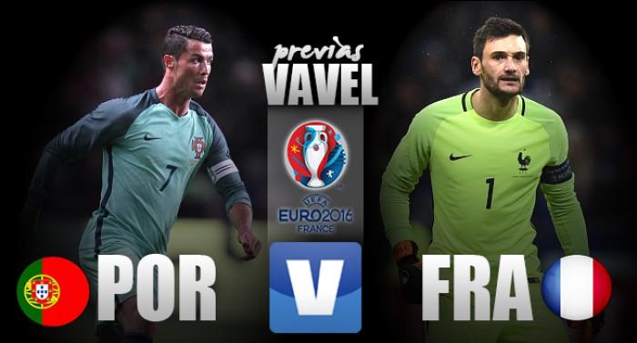 Em busca do tricampeonato da Eurocopa, França usa força dos torcedores contra invicto Portugal