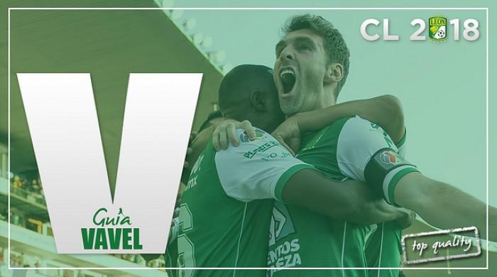 Guía VAVEL Clausura 2018: León