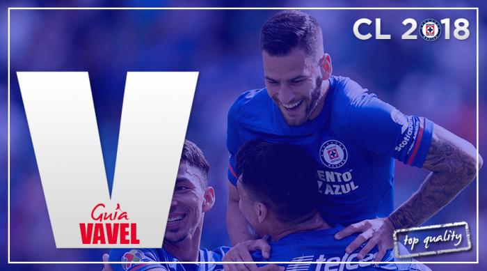 Guía VAVEL Clausura 2018: Cruz Azul