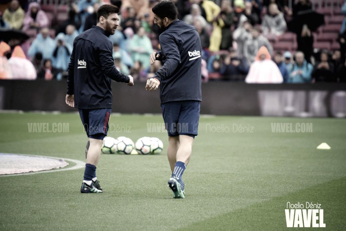 Fotos e imágenes del partido FC Barcelona 2-1 Valencia, jornada 32 de LaLiga Santander